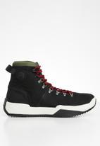G-Star RAW - Rackam trozak boot - black