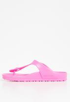 Birkenstock - Gizeh eva wider fit - pink