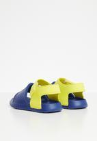 PUMA - Divecat infant - blue & yellow