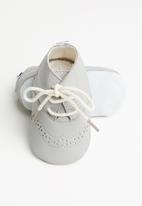 shooshoos - Greystone booties - grey