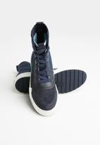 G-Star RAW - Parta high - black/dk saru blue