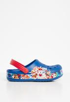 Crocs - Crocs Paw Patrol band clog - blue & red