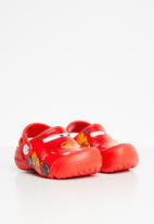 Crocs - Crocs fun lab Cars clog -  red