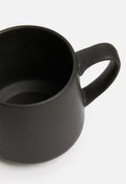 Urchin Art - Lifie mug - matte black