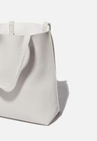 Cotton On - The encompass tote - grey