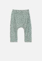 Cotton On - The hairy print leggings - green