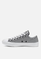Converse - Chuck Taylor all star mission-v - white & converse black