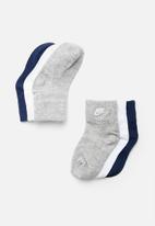 Nike - Nike core futura 3 pack socks - multi