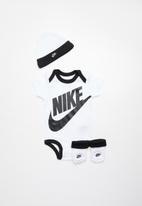 Nike - Futura logo box set - white