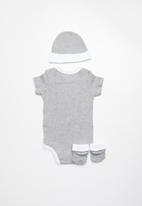 Nike - Futura logo box set - grey