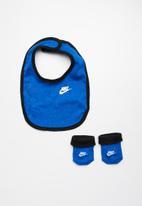 Nike - Futura nep bib/bootie - blue