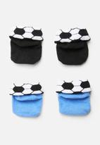 Nike - Swoosh sport ball booties - blue