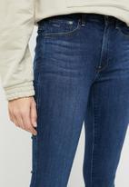 G-Star RAW - 3301 Hing skinny jeans - blue