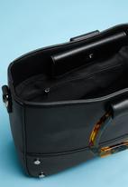 Superbalist - Rhea crossbody bag - black