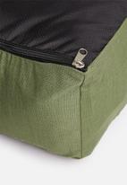 Sixth Floor - Outdoor floor cushion - olive