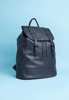Superbalist - Kace rope detail backpack - navy