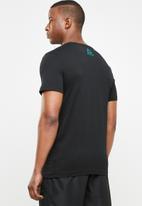 Reebok - Gs short sleeve icon tee - black