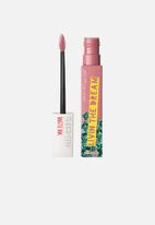 Maybelline - Ashley Longshore superstay matte ink liquid lipstick - 10 dreamer