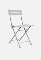 Sixth Floor - Bistro chair - grey