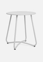 Sixth Floor - Bistro side table - grey