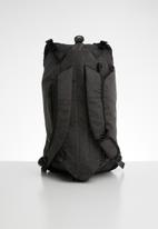 Escape Society - Hold all duffel bag - charcoal