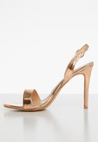 Superbalist - Shelley heel - rose gold