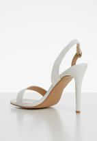 Superbalist - Shelley heel - white