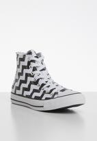 Converse - Chuck taylor all star glam dunk - white