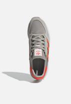 adidas Originals - Forest grove - sesame/solar red/core black