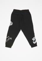 Nike - Energy gfx pant - black