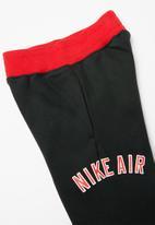 Nike - Air fleece pant - black & red
