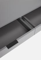 Basics - Hanson desk – grey