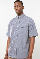Pringle of Scotland - Ernest classic shirt - stone
