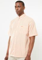 Pringle of Scotland - Viggo classic shirt - orange
