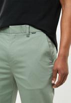 Hurley - Transistor pant - green