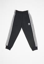 adidas Originals - Superstar pants - black & white