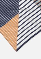 Cotton On - Soho cotton scarf - multi