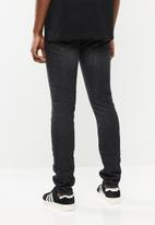 Diesel  - Thommer-sp l.30 pantaloni skinny 5 pocket - black