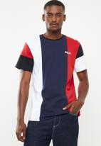 FILA - Thorne short sleeve tee - multi