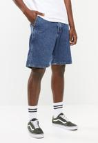Jack & Jones - Tony tool shorts - blue