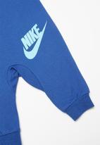 Nike - Nike boys NSW chevron coverall - blue