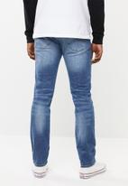 Lee  - Eddie regular comfort fit tapered jeans - blue