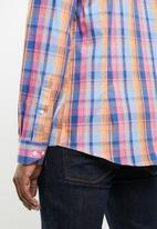 Pringle of Scotland - Milan tailored shirt - multi