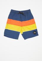 Quiksilver - Seasons volley youth shorts - multi