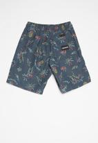 Quiksilver - Southern dream volley youth shorts - navy