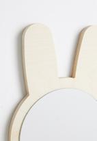 Sixth Floor - Bunny mirror - natural