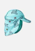 Cotton On - Swim hat - blue