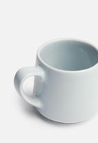 Urchin Art - Lifie mug - grey