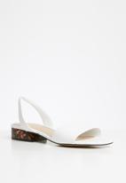 ALDO - Kaeissi sandal - white