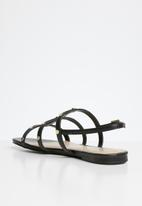 ALDO - Astiria sandal - black
